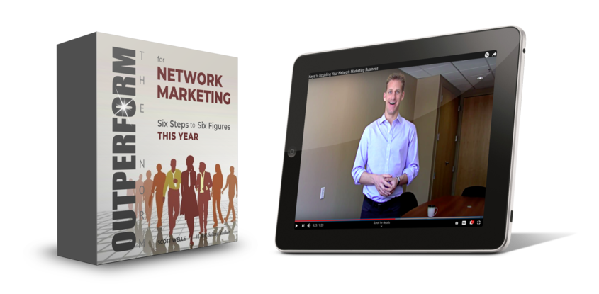 Scott Welle Outperform The Norm for Network Marketing