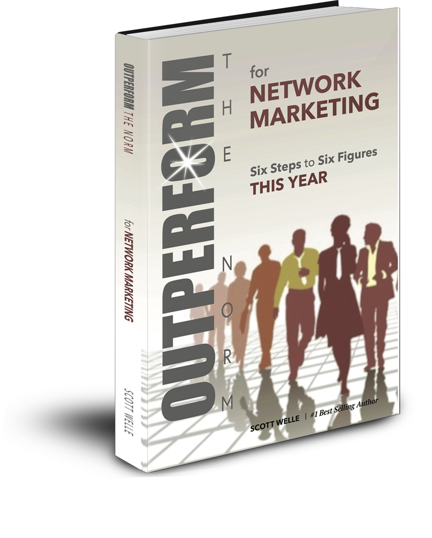 OUTPERFORM THE NORM for Network Marketing