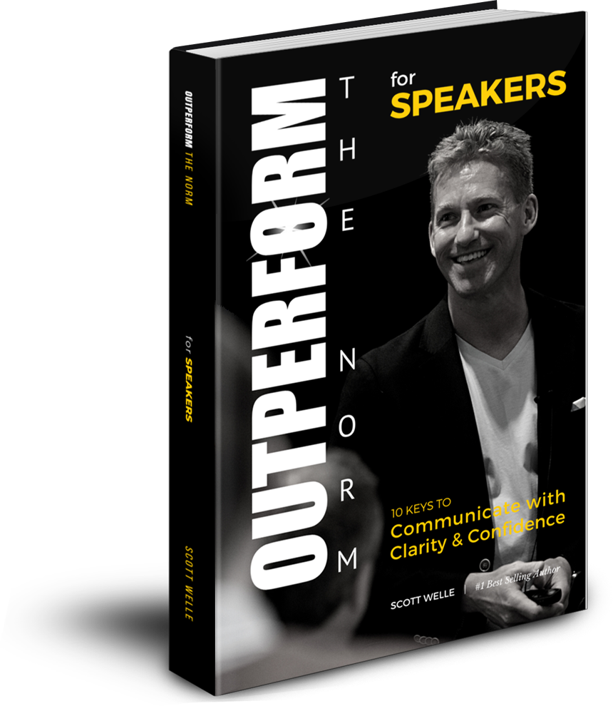 OUTPERFORM THE NORM for Speakers